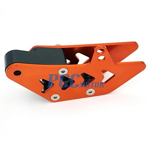10Z ORANGE CNC CHAIN GUARD GUIDE FOR KTM 125250350450 SXSXF 2008-2016 CG16