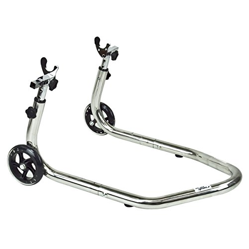 Motorcycle Rear Wheel Swingarm Spool Lift Stand Paddock Stands Fits Yamaha Honda Kawasaki Suzuki Sport Bike