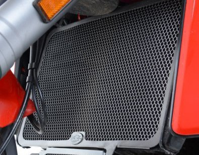 R&G Radiator Guard for Ducati Multistrada 1200 DVT 1200S DVT 15-16  Black