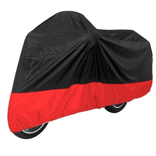 BlackRed Motorcycle Cover For Ducati M600 motorcycle cover L