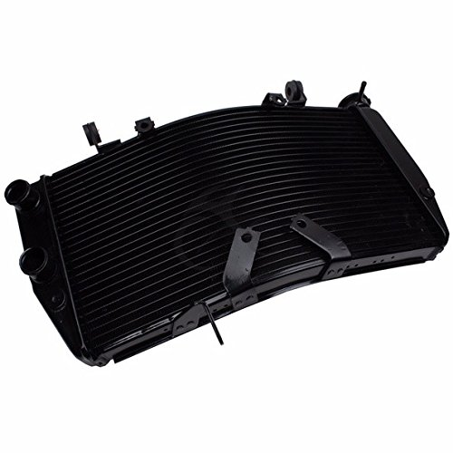 Radiator Cooler For DUCATI 1098 1198 848 2008-2011 2009 2010 Brand New
