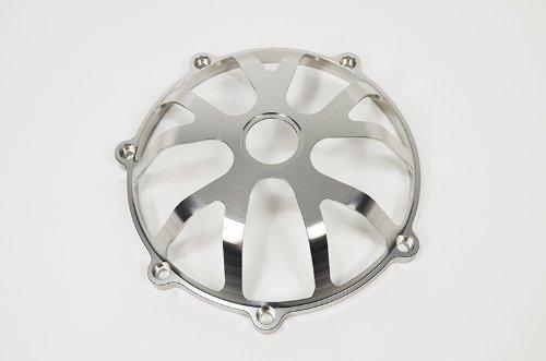 Silver Ducati Clutch Cover Multistrada MH900E MH900 SS