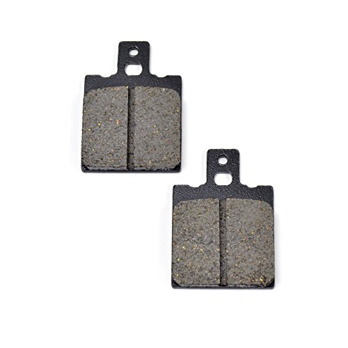 Ducati 600 Supersport 91-97 Rear Sintered Brake Pads by Niche Cycle Supply