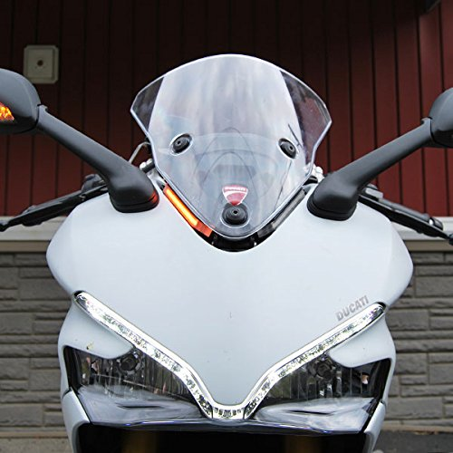 Ducati Supersport 939 Front Turn Signals - New Rage Cycles
