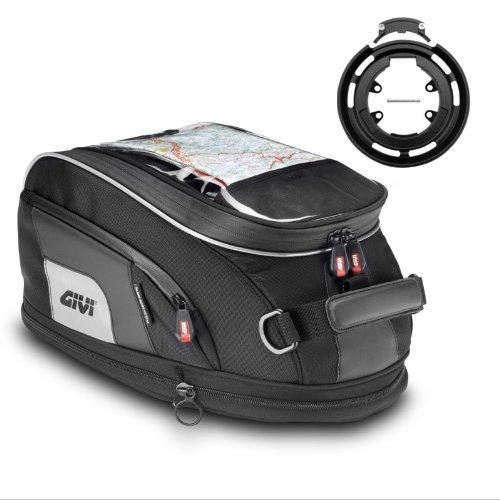 Givi tank bag set XS307  Tanklock-System ring bf08 Ducati Supersport 900 SS 91-02