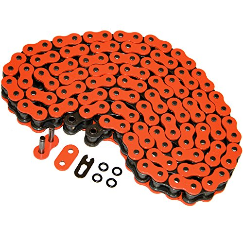 Caltric O-RING Orange DRIVE CHAIN Fits DUCATI 620 Sport 2002-2004