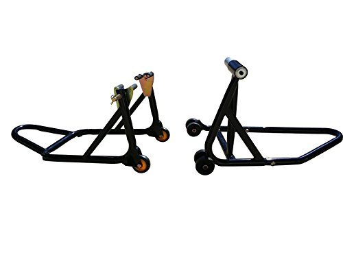 Front Forklift and Rear Stand for Ducati 748 848 848 Streetfighter 916 996 998 HyperMotard 5 bolt rear axle models