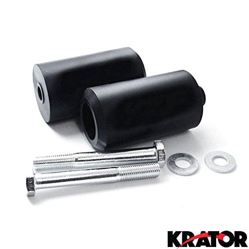 Krator Frame Slider Intallation Kawasaki Ninja R