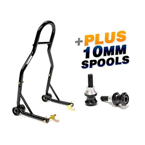 Wheel Lift Swing : Coolest swingarm spools in