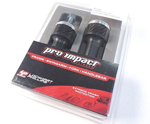 LP USA Pro Impact Carbon Fiber Frame Sliders Suzuki GSXR750 11-14