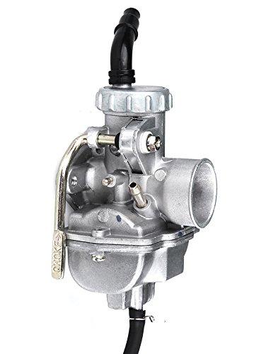 CISNO Carburetor PZ20 WMetal Choke for 50cc 70cc 90cc 110cc 125cc TAO TAO SUNL ATV Quad