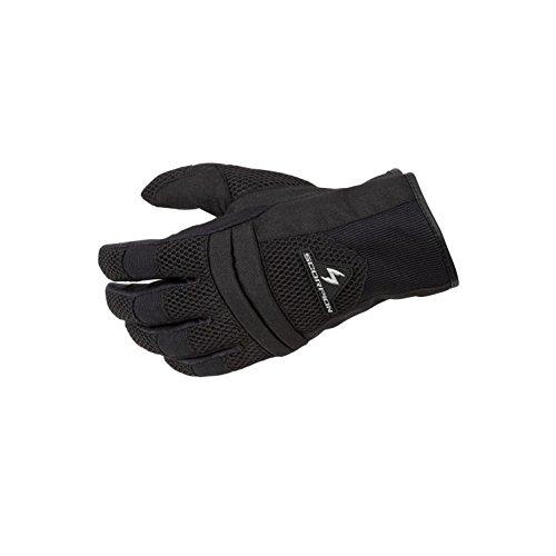 Scorpion Solstice Women's Mesh Street Motorcycle Gloves - Black / Medium