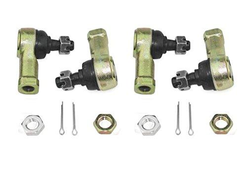 New QuadBoss Tie Rod Ends Kit Set of 4 - 2013-2014 Can-Am Outlander 1000 X mr ATV