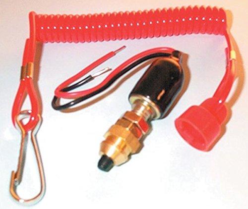 SPI Tether Switch for Snowmobile SKI-DOO FORMULA Z 500583DLX670 1998-1999