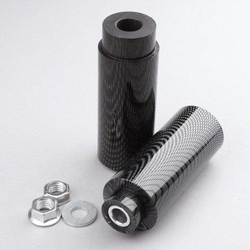 Motorcycle Carbon Frame Slider Fairing Crash Protectors Fit For Suzuki Sv650 Sv1000s Dl650 Dl1000 Carbon