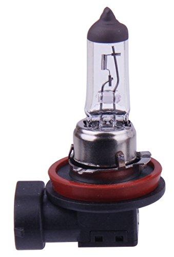 MOTORTOGO White Low Beam Headlight Halogen HID Bulb for 2008 HARLEY-DAVIDSON FLHRSE Screamin Eagle Road King