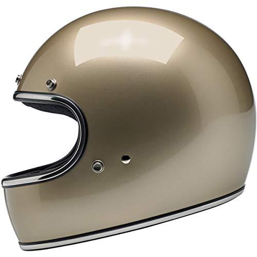 4into1 Biltwell Gringo DOTECE Helmet - Metallic Champagne - X-Small