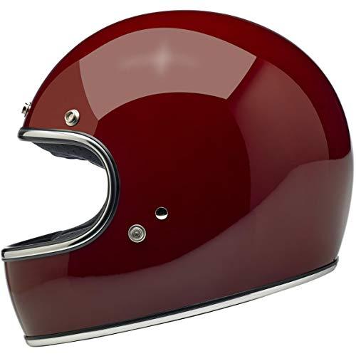 Biltwell Gringo DOTECE Helmet - Gloss Garnet - Medium