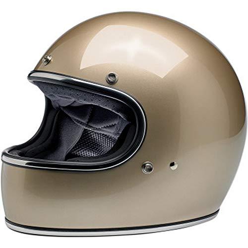 Biltwell Gringo ECE Helmet - Metallic Champagne  XX-Large