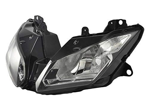 Sportbike Headlights SHL-2317-5 Black Motorcycle Headlight