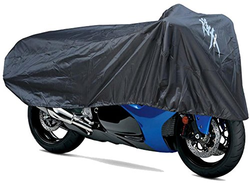 Suzuki Waterproof Hayabusa Motorcycle Half Cover Black 990A0-66023
