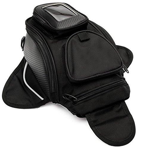 AUDEW Universal Motorcycle Tank Bag Magnetic Oil Fuel Tank Bag Case for Motorcycle Motorbike