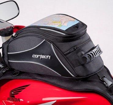 Cortech 8230-0505-12 Black Super 20 Magnetic Mount Tank Bag