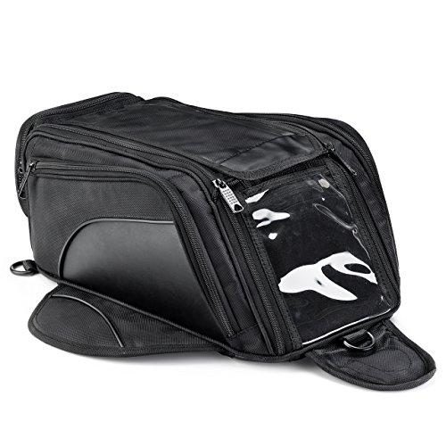Viking Bags Magnetic Extra Large Motorcycle Tank Bag