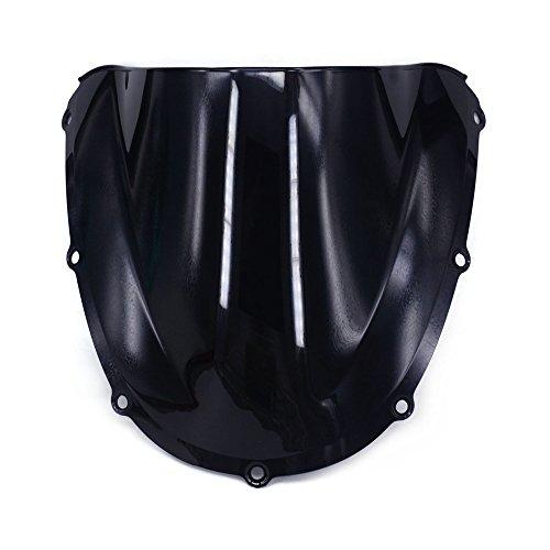 JFG RACING Motorbike Windshield Windscreen Screen Shield For Honda CBR900RR CBR954RR 2002-2003