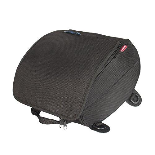 Dowco 50104-00 Rally Pack Tail Bag Black