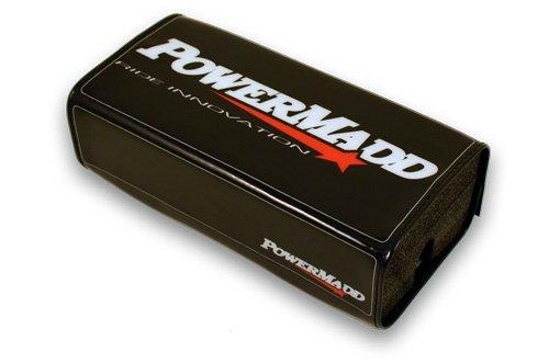 PowerMadd 44261 Black Handlebar Pad Oversized Bar Style