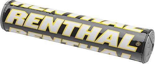 Renthal Team Issue SX Handlebar Pad-BlackWhiteYellow
