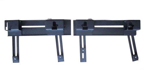 Detachable Quick Release Saddlebag Brackets for 04 Honda Aero VT750