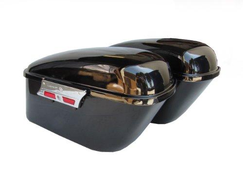 Hard Saddlebags for 04 Honda Aero VT750