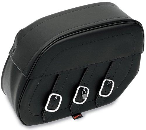Saddlemen 5158P S4 Rigid-Mount Specific-Fit Quick-Disconnect Desperado Saddlebag