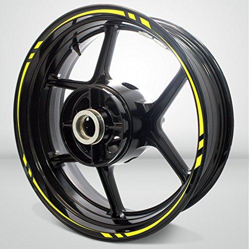 Swift Outer Rim Liner Stripe for Suzuki GSX 1400 Fluorescent Yellow