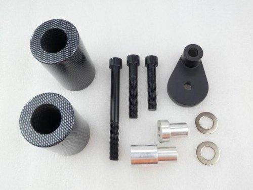 Carbon Frame Slider Fairing Protectors For 2001-2003 Suzuki GSX-R GSXR 600 750