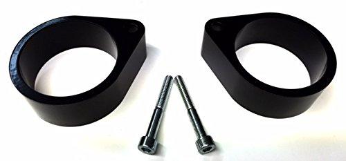 Aprilia Futura 1 Handlebar Risers in Black