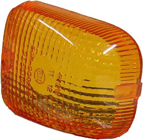 Aprilia Futura 125 Indicator Lens Front LH Amber 1991-1992