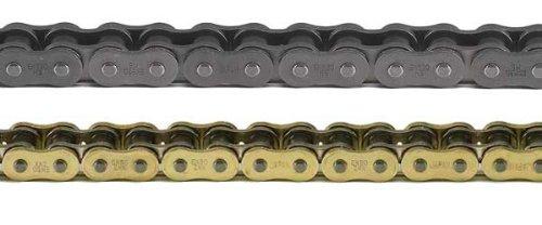 EK Chain 525 SRX Quadra X-Ring Chain - 120 Links - Gold  Chain Type 525 Chain Length 120 Color Gold Chain Application All 525SRXG-120