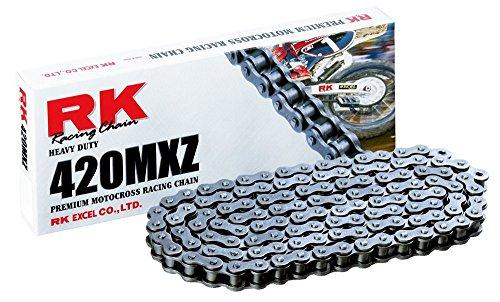 RK 420 MXZ Heavy Duty Chain - 118 Links  Chain Type 420 Chain Length 118 Chain Application All 420MXZ-118