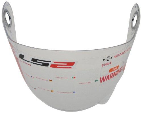 LS2 Helmets Visor for FF386 Helmets Clear