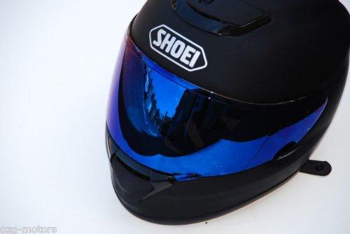 Blue X11 Cx1v Aftermarket Visor to fit Shoei Helmet Cx1 v Cx 1v Shield RF1000 TZR XR1000 RF 1000 XR