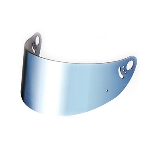 HJC Helmets RST Helmet Face Shield for AR-10 IISi-12FI-10HX-10 II Series Blue