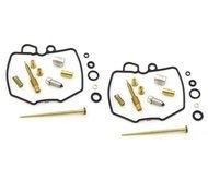 Carburetor Rebuild Complete Kit 2 Carb Kits 1978-1979 Honda CX500 CX500C CX500D