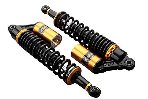 GZYF 125 320mm A Pair Rear Shocks Absorber Replace some Honda CX 500 CX 650 Rear Suspension