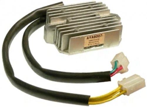This is a Brand New Voltage Regulator for Honda CX 500cc 1978-1979 CX 500cc Turbo 1982-1983 CX 500cc C 1979-1982