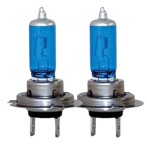 Honda CBR 600rr 1000rr H7 Xenon HID Hyper BluWht Headlight Bulb