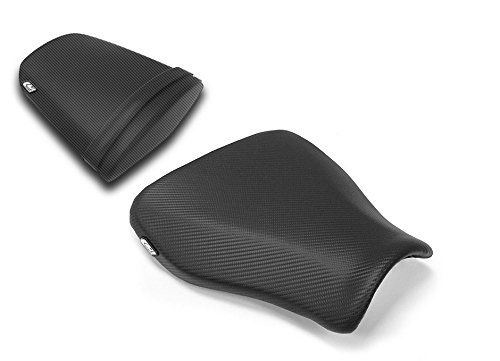 Honda CBR 600RR 2007-2015 Luimoto Baseline Seat Covers Front Rear