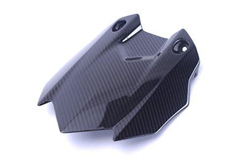 Bestem CBYA-R115-HGR-MT Full Carbon Fiber Rear Hugger in Twill Weave for Yamaha R1 2015 2016